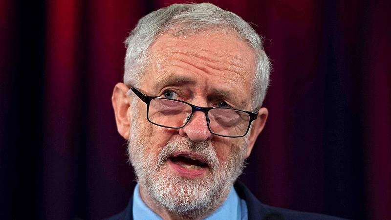 Bloqueo en las negociaciones del 'Brexit' por el choque entre Corbyn y May