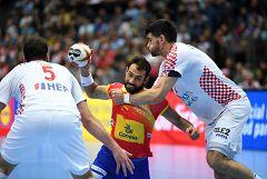 España cae ante Croacia y se la jugará ante Francia y Alemania