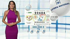 Lotería Nacional + La Primitiva + Bonoloto - 17/01/19