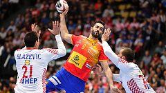 Balonmano - Campeonato del Mundo Masculino 2019: España - Croacia