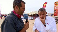 Etienne Lavigne hace balance del Rally Dakar 2019 y mira al futuro
