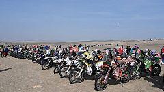 Los españoles hacen balance en motos