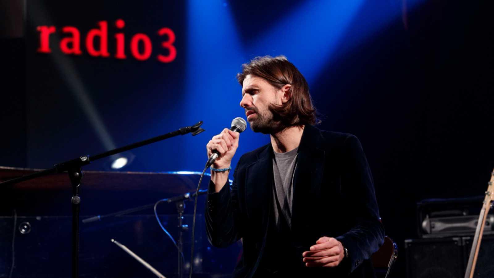 Los conciertos de Radio 3 - Patricio - ver ahora