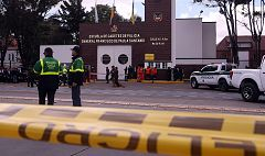 Al menos 21 muertos en el atentado contra la policía en Bogotá
