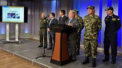 El Gobierno colombiano atribuye el atentado al ELN