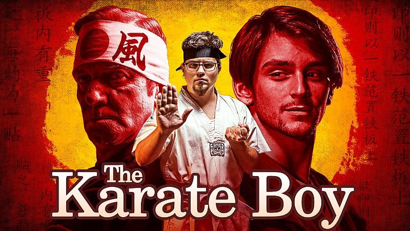 Neverfilms - Mira ya 'Karate Boy'