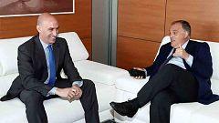 El Reus - Las Palmas, finalmente suspendido, pone en evidencia de nuevo el desencuentro entre Liga y RFEF