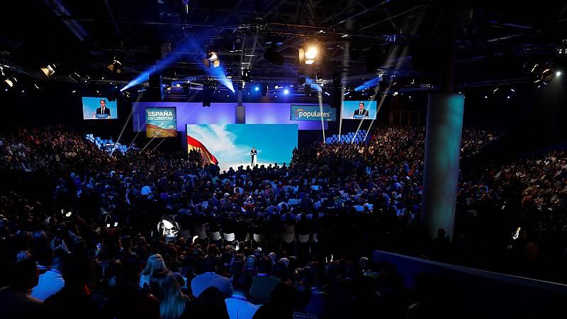 El PP cierra filas en torno a Casado en la Convención Nacional del partido