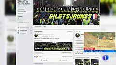 Nueva protesta en Francia de los chalecos amarillos