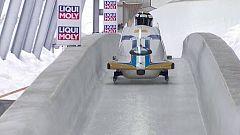 Bobsleigh A-2 Masculino - Copa del Mundo 1ª Manga (Innsbruck)