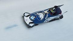 Bobsleigh A-2 Masculino - Copa del Mundo 2ª Manga (Innsbruck)