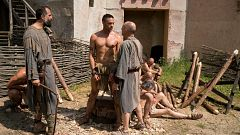 Otros documentales - Ocho días que marcaron la historia de Roma: La rebelión de Espartaco