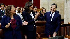 Informe Semanal - Relevo en Andalucía