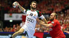 Balonmano - Campeonato del Mundo Masculino 2019: Dinamarca - Hungría