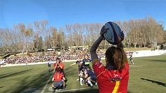 Rugby - Test Match. Selección Femenina: España - Escocia