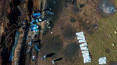 Suben a 79 los muertos en la explosión por el robo de combustible en México
