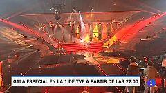 La canción que nos representará en Eurovisión se decidirá en la gala de Operación Triunfo