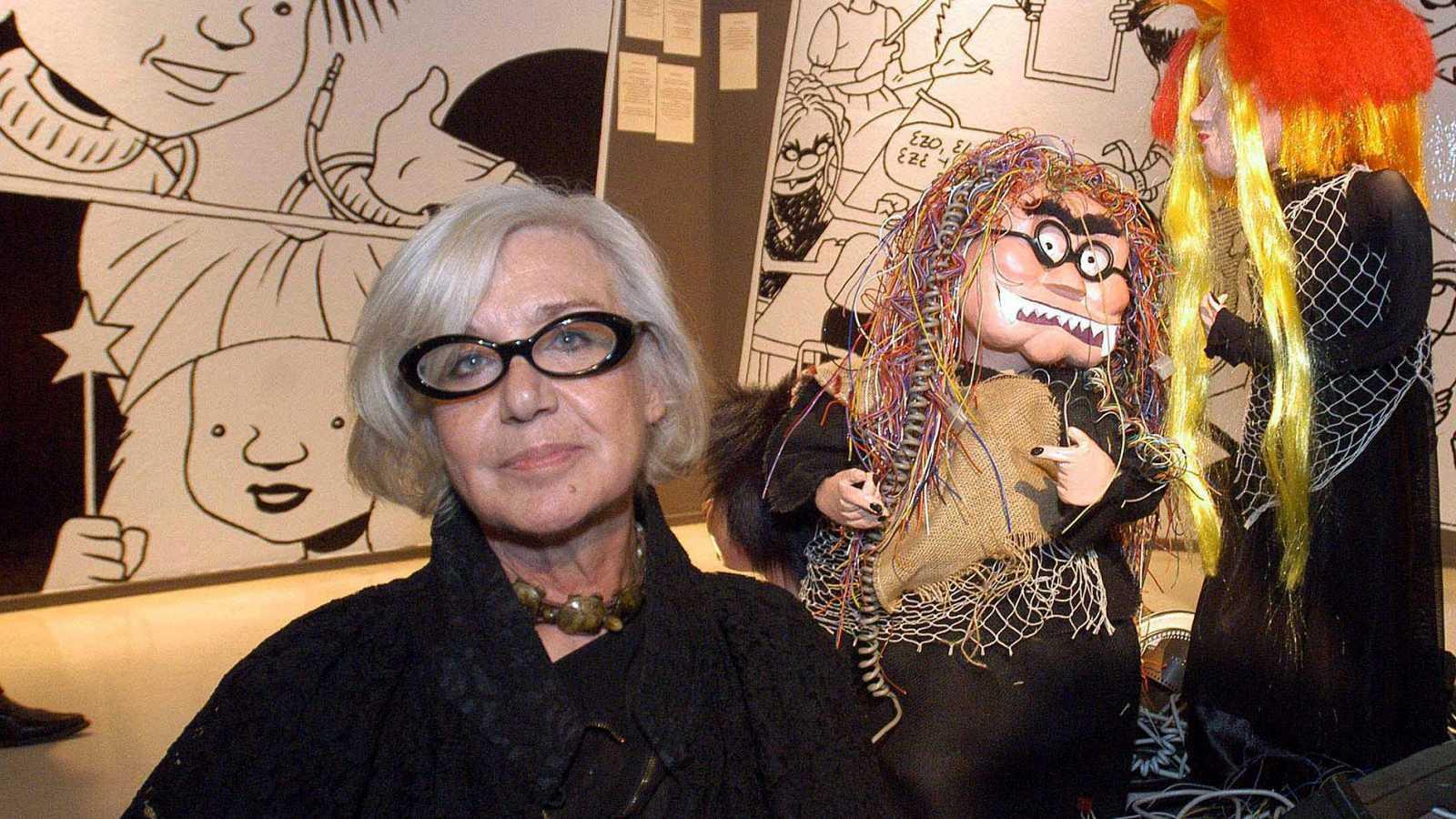 Muere a los 84 años Lolo Rico, creadora y directora de 'La bola de cristal'