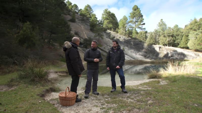 El señor de los bosques - Sabinar de Calatañazor (Soria) - ver ahora