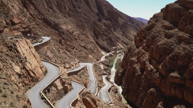 Diario de un nómada - Carreteras extremas: Cruzando las columnas de Hércules - ver ahora