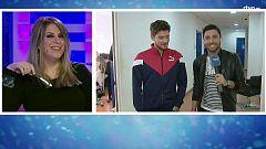 """Eurovisión 2019 - Carlos Right: """"Es el mismo plató pero con una presión diferente"""""""