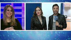 """Eurovisión 2019 - Marilia: """"La idea de ir a Eurovisión me fascina"""""""