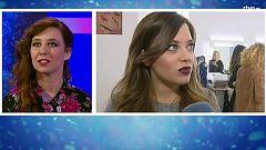 """Eurovisión 2019 - Noelia sobre su relación con los autores: """"Me he implicado"""""""