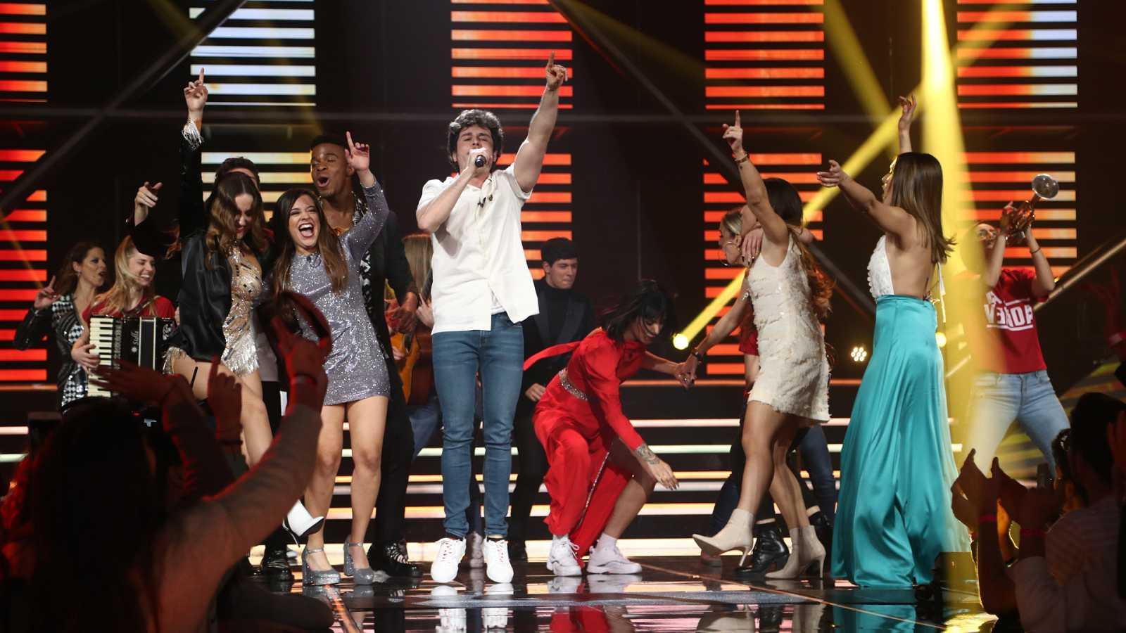 """Eurovisión 2019 - """"La venda"""", de Miki, la canción de España para Eurovisión 2019"""