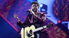 """Eurovisión 2019 - Carlos Right canta """"Se te nota"""" en la Gala OT Eurovisión"""