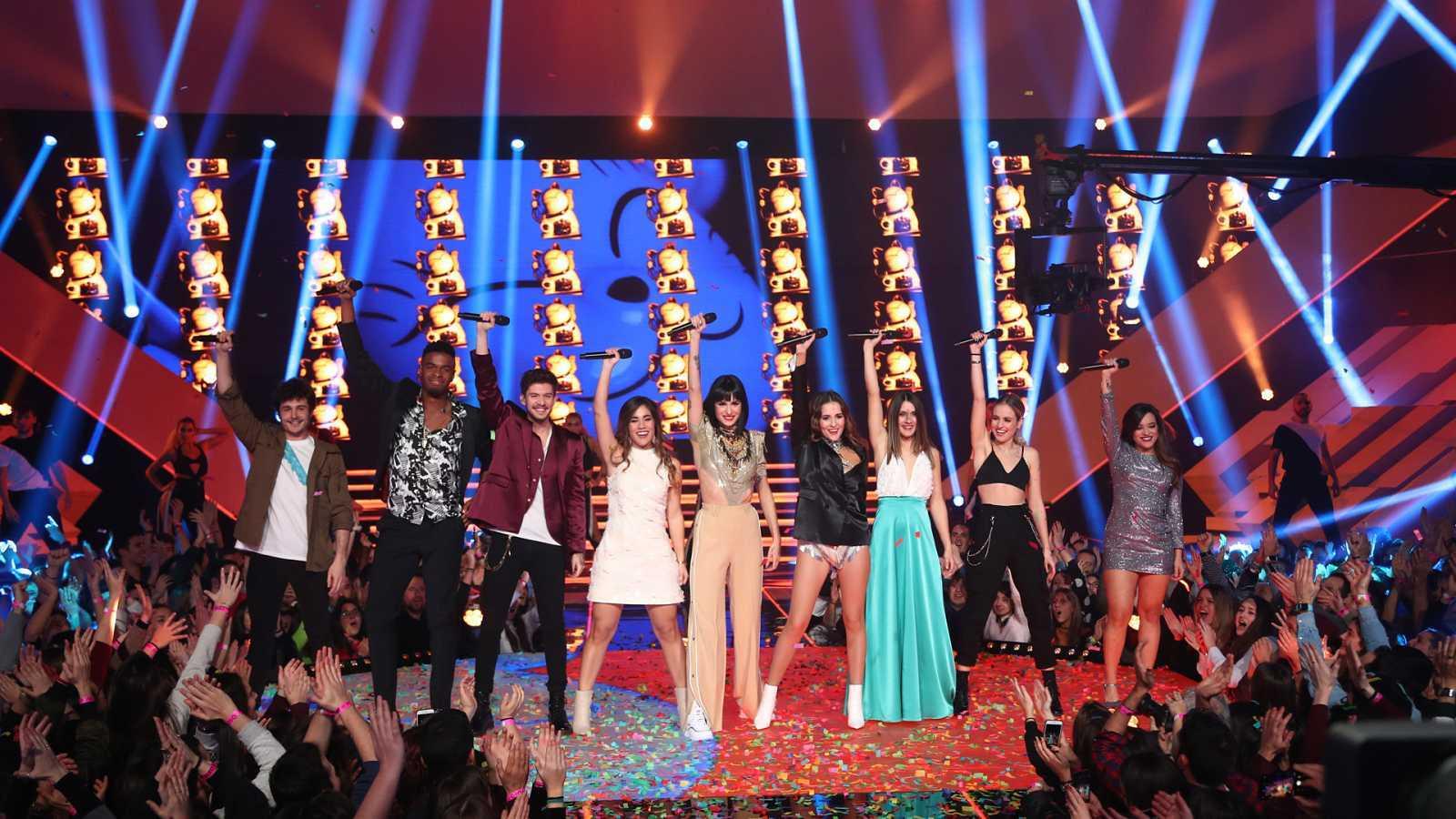 Resultado de imagen de ot gala eurovision 2019