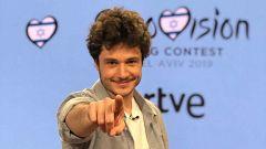 Eurovisión 2019 - Así ha sido la rueda de prensa de Miki, representante de España en Eurovisión 2019