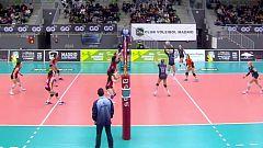 Voleibol - Superliga Iberdrola Femenina 2018/2019 13ª jornada: Madrid Chamberí - Emevé