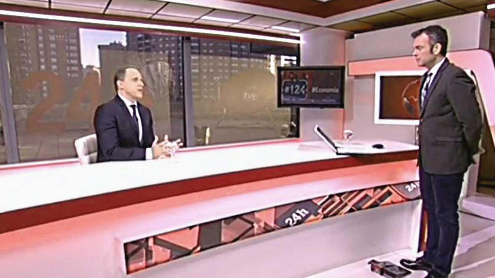 La tarde en 24 horas - Economía - 21/01/19 - ver ahora