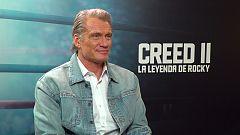 """Dolph Lundgren: """"Hace treinta años, en un combate real, habría ganado a Stallone"""""""