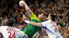 Balonmano - Campeonato del Mundo Masculino 2019: España - Brasil