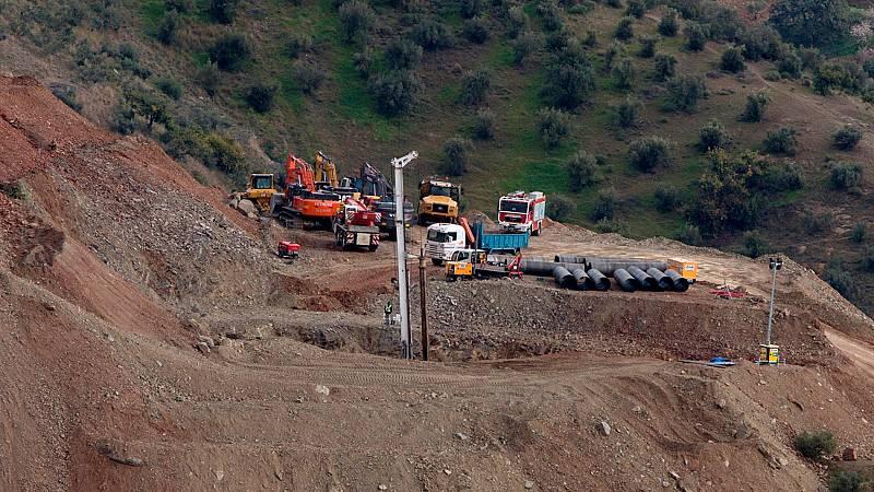 """El exjefe de la brigada de salvamento minero que va a rescatar a Julen: """"Tienen muchas ganas de empezar a trabajar"""""""
