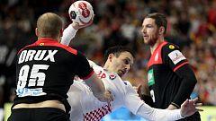 Balonmano - Campeonato del Mundo Masculino 2019: Croacia - Alemania