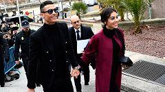 Cristiano Ronaldo y Xabi Alonso llegan a la Audiencia Provincial por sus juicios por fraude fiscal