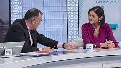 Los desayunos de TVE - Reyes Maroto, ministra de Industria, Comercio y Turismo y Manuel Valls