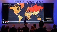 La cumbre de Davos estudia los riesgos globales de un internet sin control