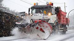Alerta por nieve, lluvia o viento en el norte peninsular
