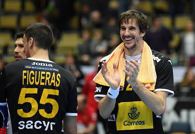 El jugador de la selección española de balonmano analiza para RTVE.es la andadura de los Hispanos en el Mundial 2019 y las polémicas suscitadas tras el Croacia 21-22 Alemania.