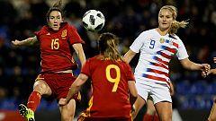 Fútbol Femenino - Amistoso: España - EEUU