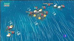 El temps a les Illes Balears - 23/01/19
