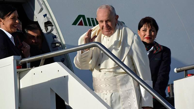 El papa Francisco viaja a Panamá para animar a los jóvenes en la JMJ