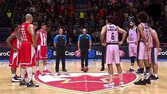 Baloncesto - Eurocup Top 16. 4º partido: Crvena Zvezda MTS Belgrado - Valencia Basket