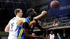 Baloncesto - Eurocup Top 16. 4º partido: Morabanc Andorra - Zenit St. Petersburgo