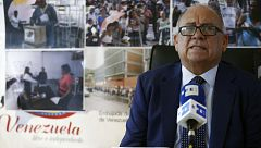 """El embajador de Venezuela en España culpa a Donald Trump de """"estar detras"""" del """"golpe de Estado"""""""