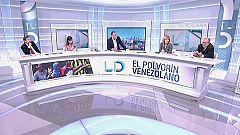 Los desayunos de TVE - Leopoldo López, padre del líder opositor venezolano
