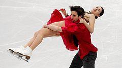 Patinaje Artístico - Campeonato de Europa 2019. Programa Corto Danza (2)